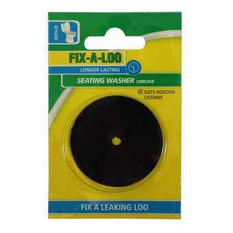 FIX-A-LOO Seating Washer Concave