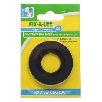 FIX-A-LOO Seating Washer Suits Brent New Valve