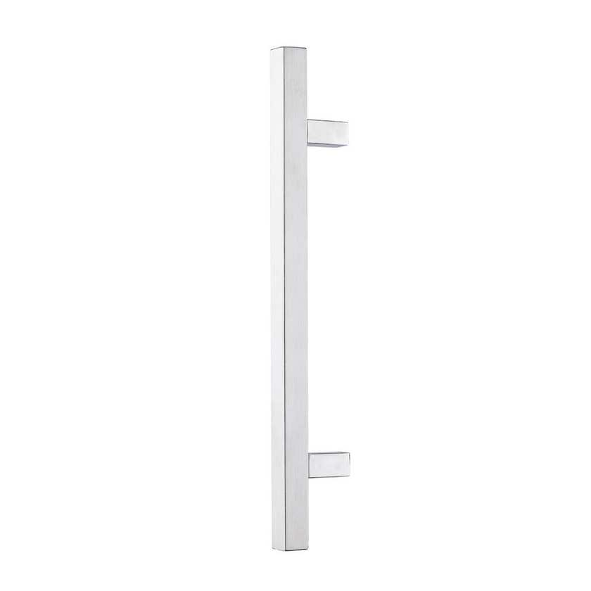 Lane T Pull Handle Square Satin Stainless Steel 450 x 300 x 25mm