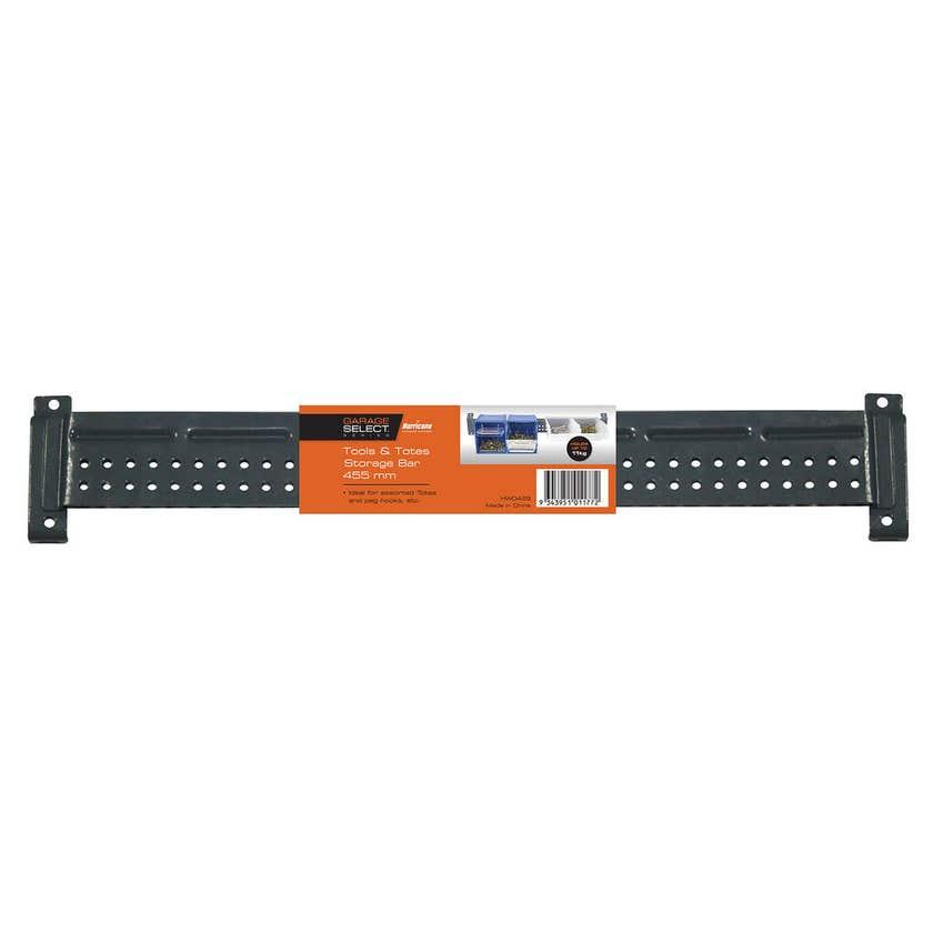 Garage Select Mounting Bar 455mm