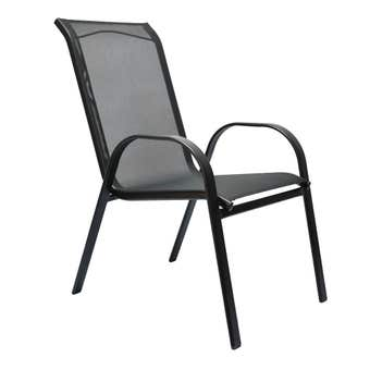 Aiden Texteline Chair