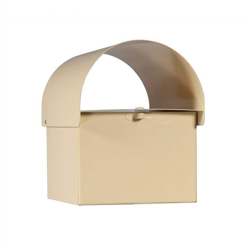 Sandleford Hilltop Letterbox Cream