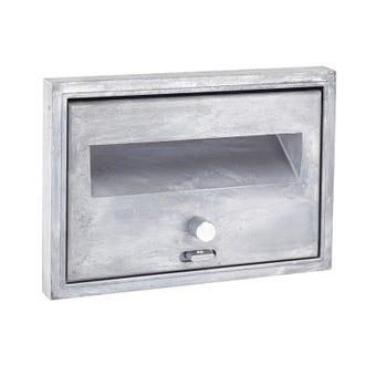 Sandleford Lazio Front Opening Letterbox Unpainted