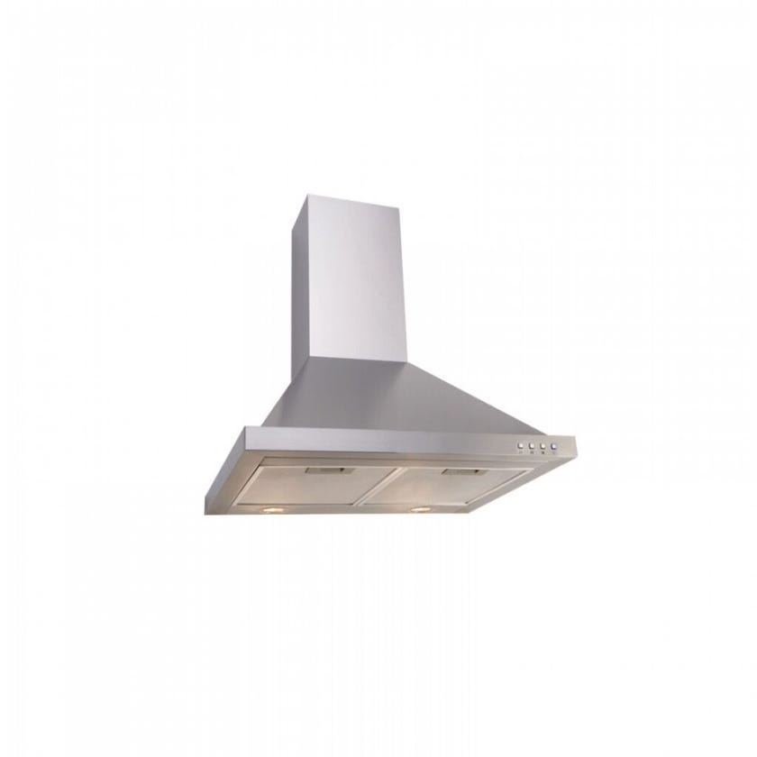 Euro Appliances Canopy Rangehood Stainless Steel 600mm
