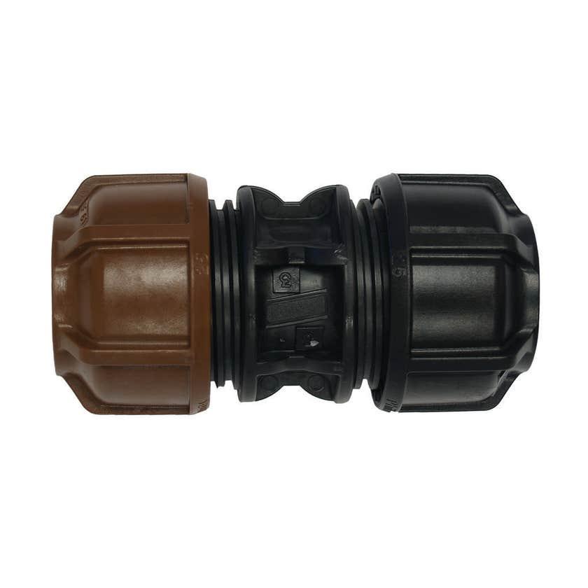 """Philmac 3G Metric Joiner Copper 25mm x 3/4"""""""