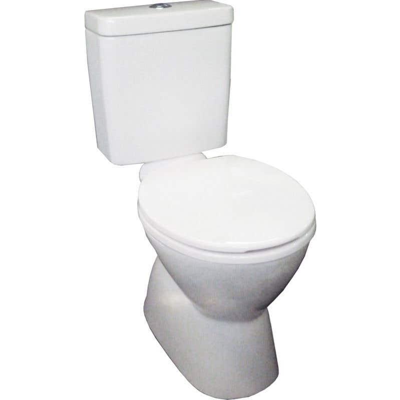 Marbletrend Milano VC Link Toilet Suite - S Trap