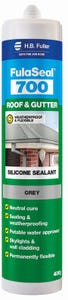 HB Fuller Fulaseal™ 700 Roof & Gutter Sealant Grey 400g