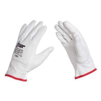 Rhino Topgrain Leather Ladies Gloves