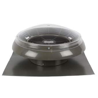 Bradford Airomatic Smart Roof Ventilator Woodland Grey