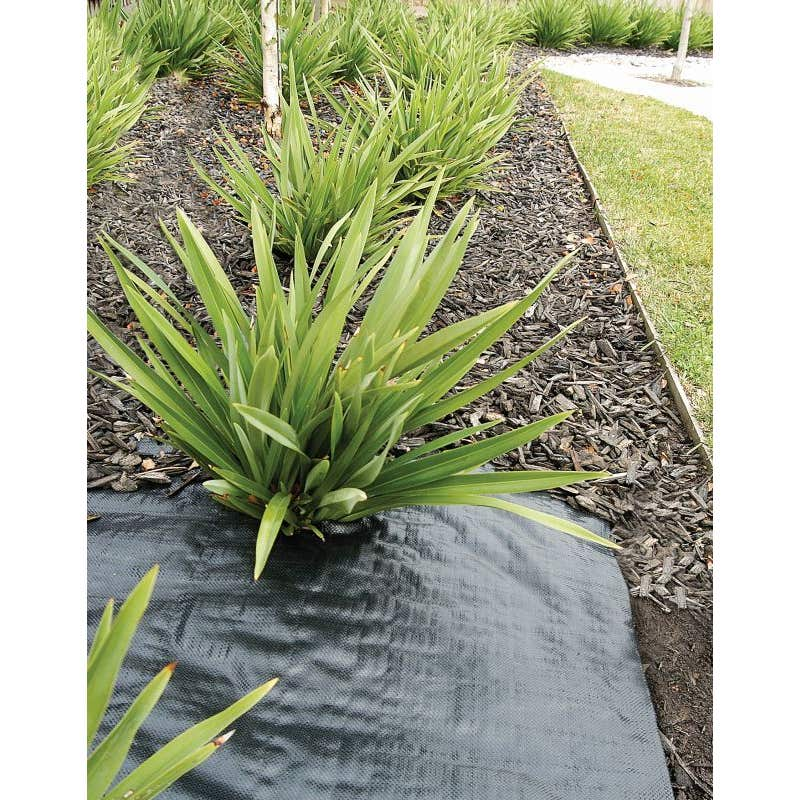Coolaroo Woven Weed Mat 0.9 x 5.0m