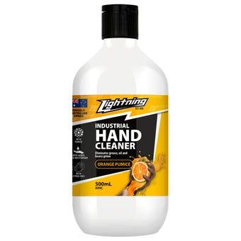 Lightning Orange Pumice Hand Cleaner 500ml