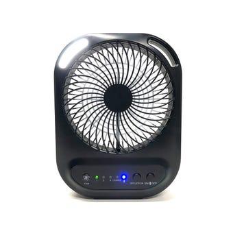 Lion Portable Fan with Bluetooth Speaker