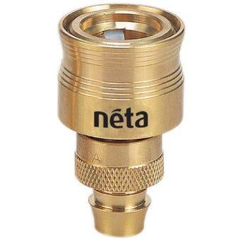 Neta Brass Screw Hose Connector 12mm