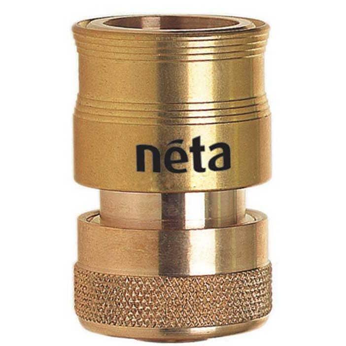 Neta Brass EZ Hose Connector 12mm