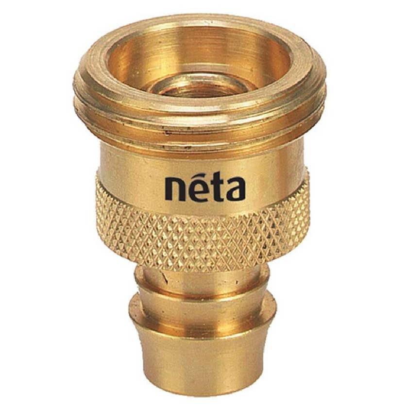 Neta Brass Screw Spray Adaptor 3/4 inch x 12mm