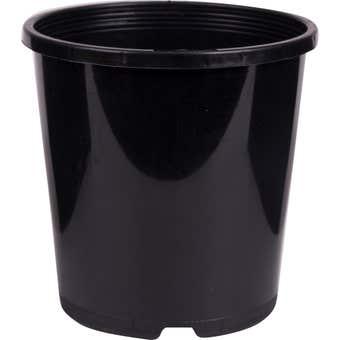 Décor Growers Pot Black 100mm