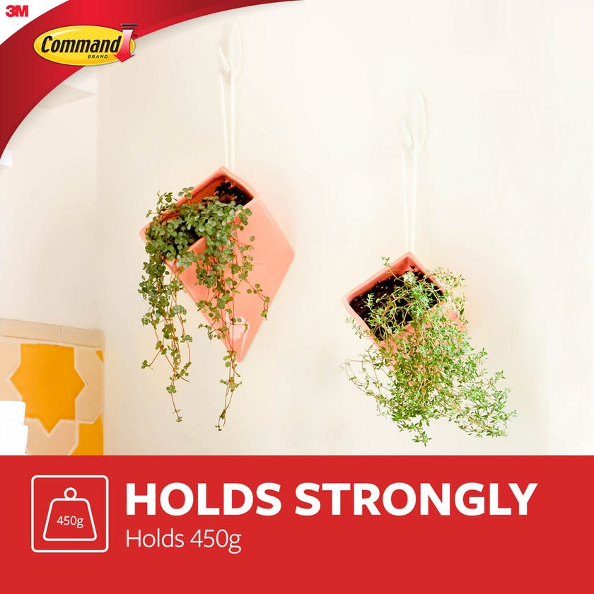 Command Hook Small - 6 Pack