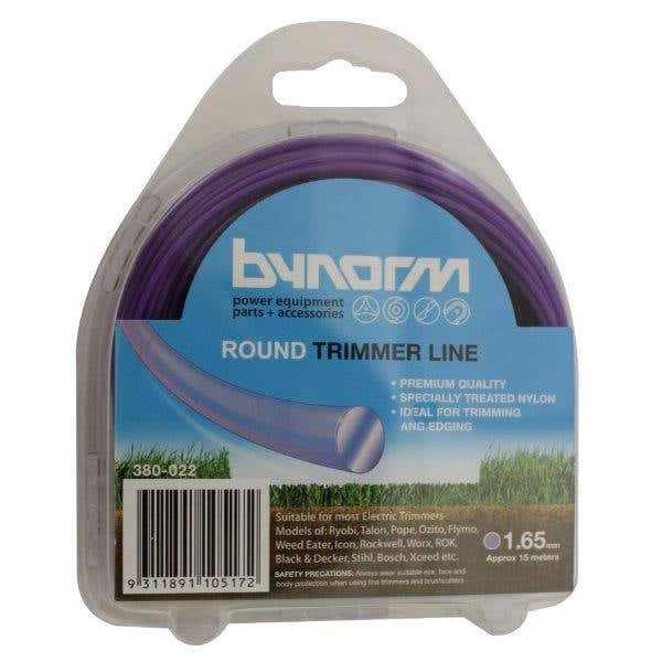 Bynorm Trimmer Line Purple 1.65mm X 15M