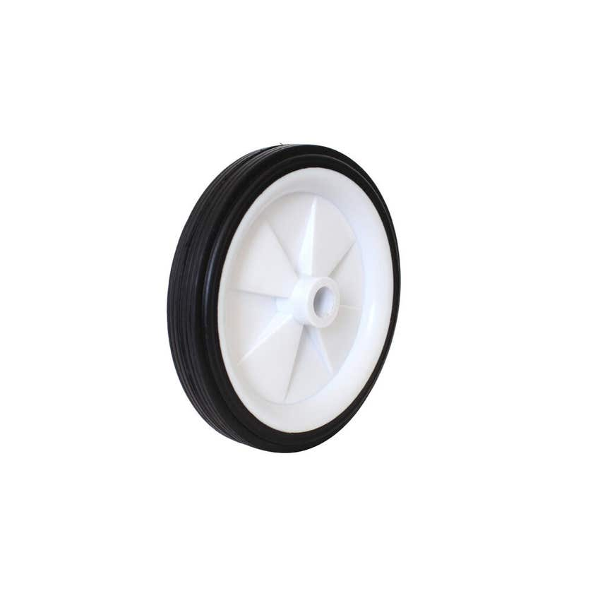 Cold Steel Plastic Wheel with White Centre 100mm