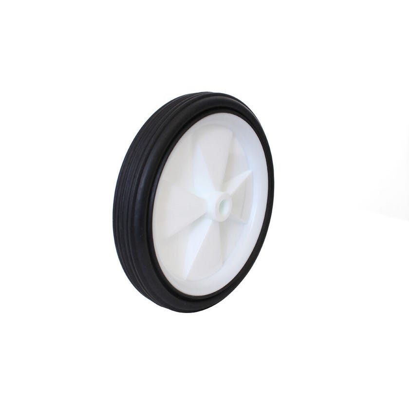 Cold Steel Plastic Wheel with White Centre 125mm