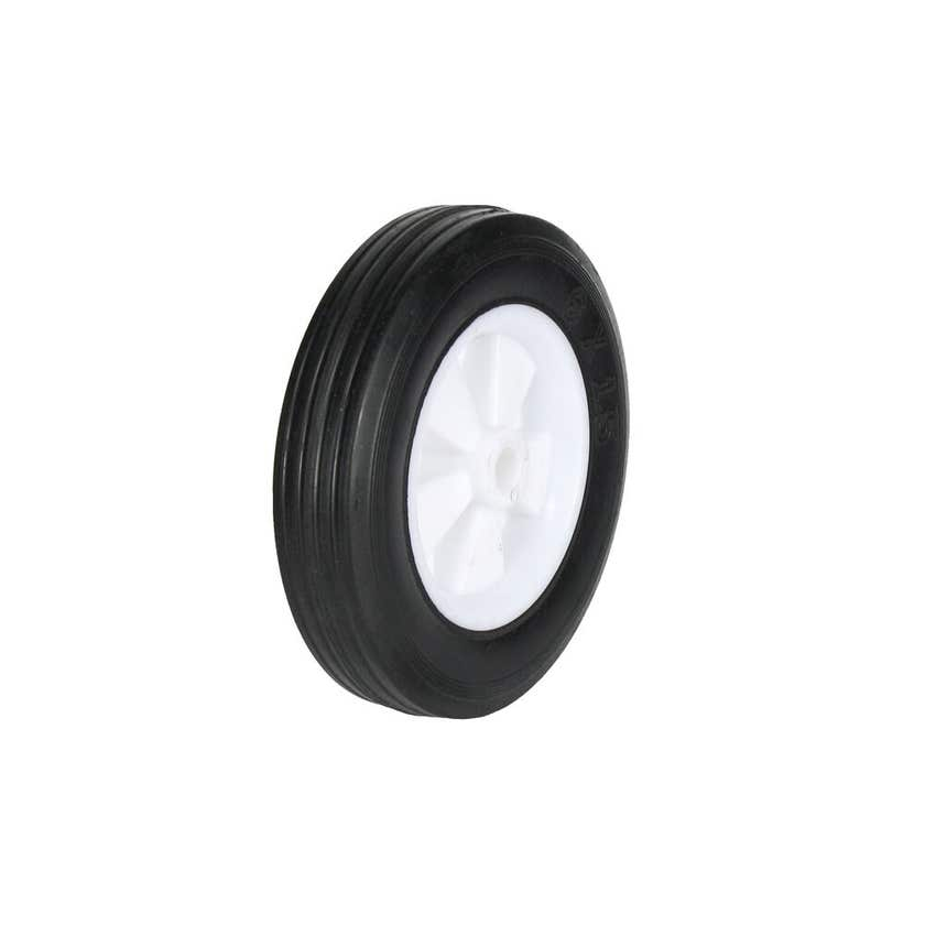 Cold Steel Plastic Wheel with White Centre 150mm