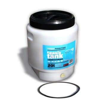 Taskmaster Round Water Container 20L