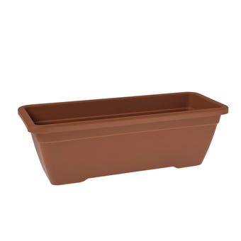 Artevasi Veneza Planter Box Terracotta 50cm