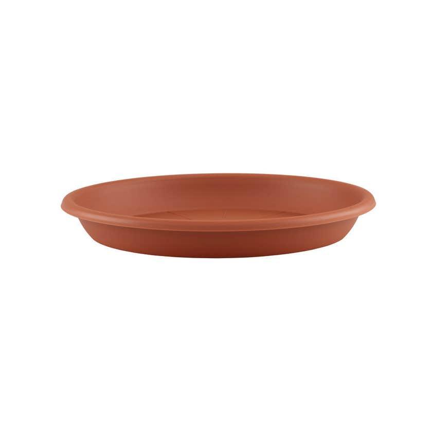 Artevasi Round Saucer Terracotta 22cm