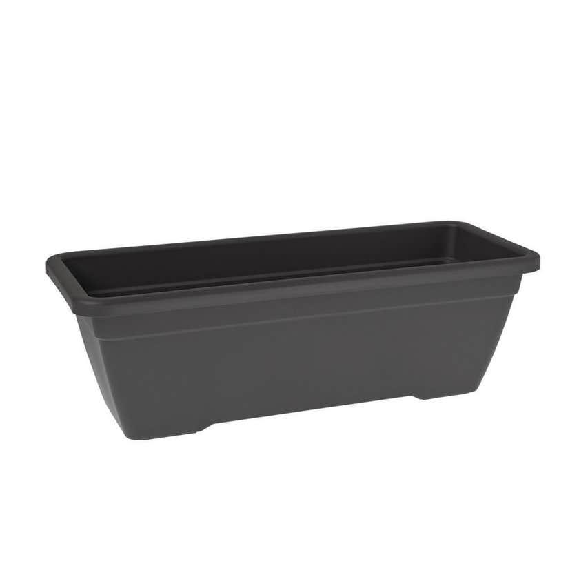 Artevasi Veneza Planter Box Black 50cm