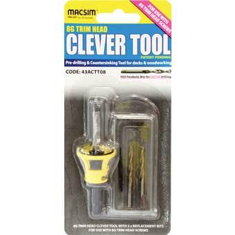 Macsim Clever Tool Trim Head 8G