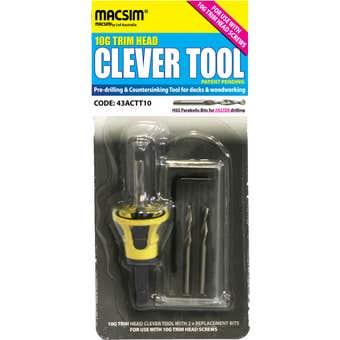 Macsim Clever Tool Trim Head 10G