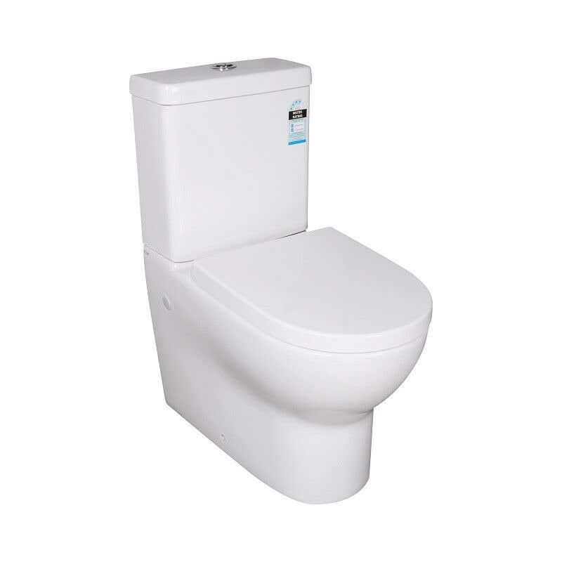 Holli Toilet Suite WF Universal Trap