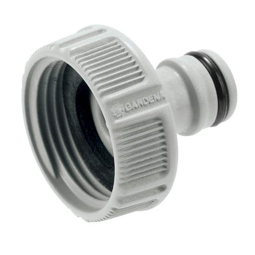 GARDENA Tap Nut Adaptor 13mm - Suits 25mm Taps