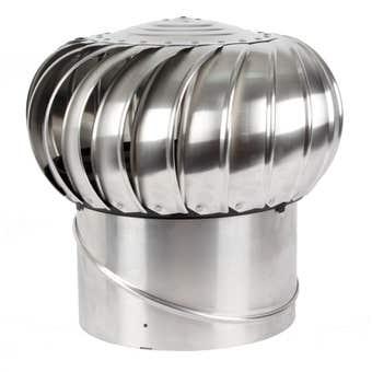 Bradford WindMaster Natural Roof Ventilator