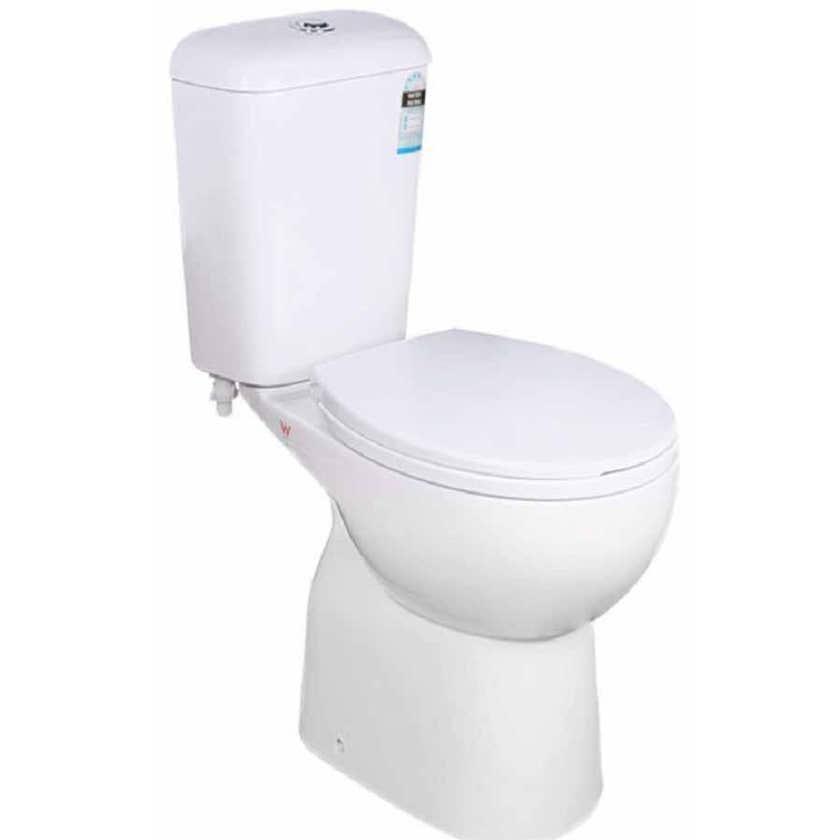 Alpine Toilet Suite Close Couple S Trap