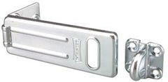 Security Hasp - 112 mm