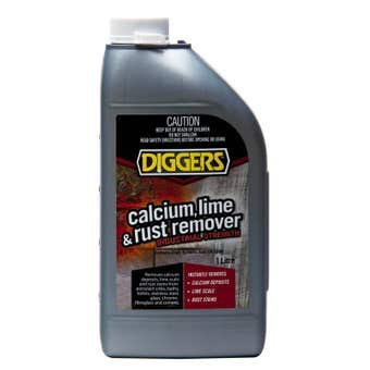 Diggers Calcium Lime & Rust Remover 1L