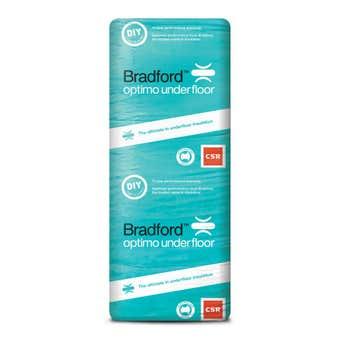 Bradford Optimo Underfloor Insulation R2.5 1160 x 565 x 90mm - 8 Piece