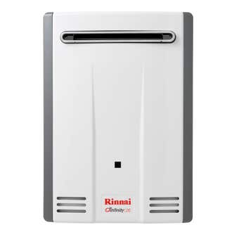Rinnai Infinity Continuous Flow Hot Water System LPG 50 Deg 26L