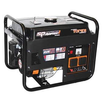 SP Powered 2.8KVA Pure Sine Wave Generator