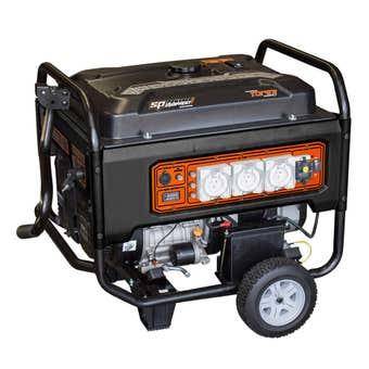SP Powered Petrol Construction Generator 12KVA