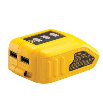 DeWALT XR USB Charging Battery Adaptor