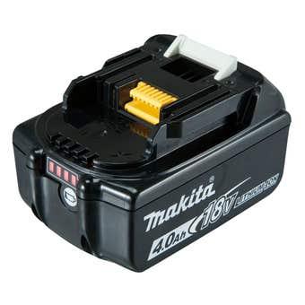 Makita 18V 4.0Ah Li-Ion Battery with Fuel Gauge