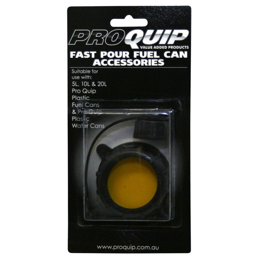 Pro Quip Plastic Fuel Can Accessory Pack