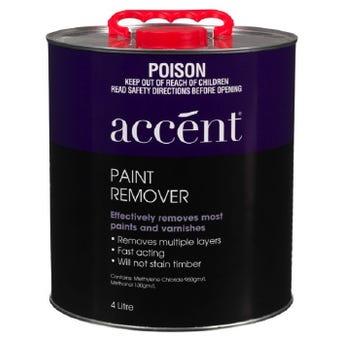 Accent® Paint Remover 4L