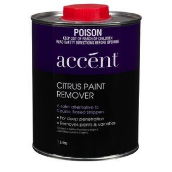 Accent® Paint Remover Citrus 1L