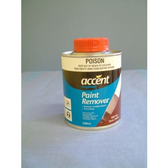 Accent® Paint Remover 500ml