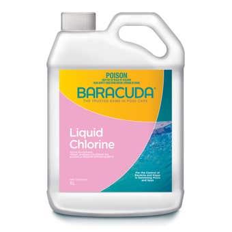 Baracuda Liquid Chlorine 5L