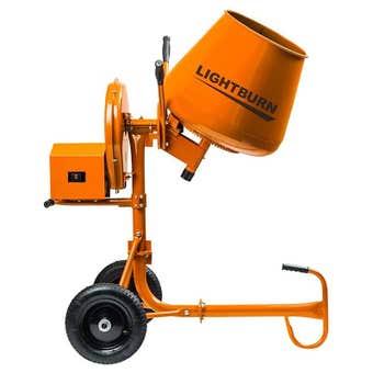 Lightburn Cement Mixer 65L