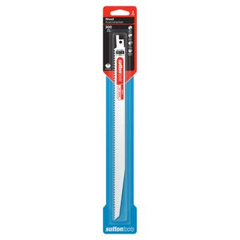 Sutton Tools Wood Reciprocating Blade Plunge Cut 300mm